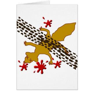 Earl The Dead Squirrel Card