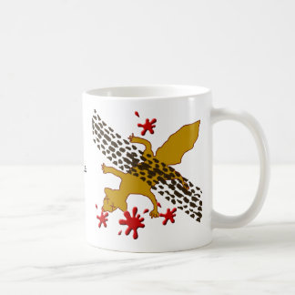 earl the dead squirrel coffee mug