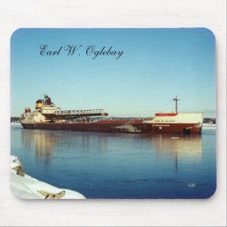 Earl W. Oglebay mousepad