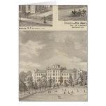 Earlham College, Richmond Card