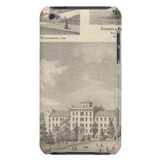 Earlham College, Richmond Barely There iPod Case