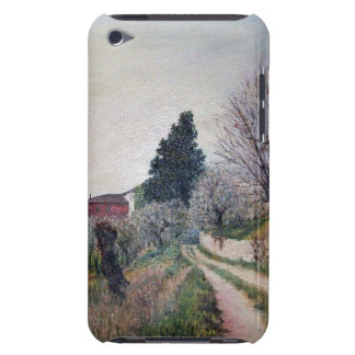 EARLIEST SPRING IN VERNALESE / Tuscany Landscape iPod Touch Case