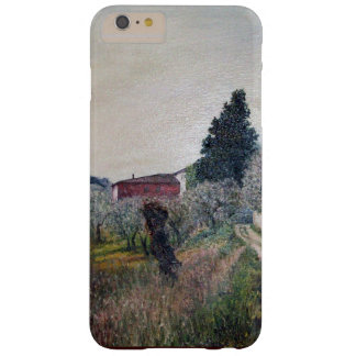 EARLIEST SPRING IN VERNALESE / Tuscany Landscape Barely There iPhone 6 Plus Case
