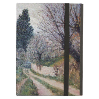 EARLIEST SPRING IN VERNALESE / Tuscany Landscape Case For iPad Air