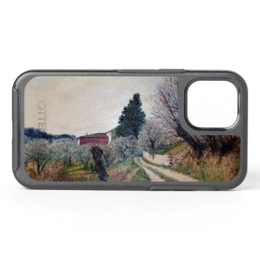 EARLIEST SPRING IN VERNALESE / Tuscany Landscape  OtterBox Symmetry iPhone 12 Case
