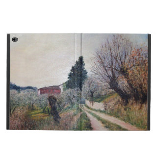 EARLIEST SPRING IN VERNALESE / Tuscany Landscape Powis iPad Air 2 Case