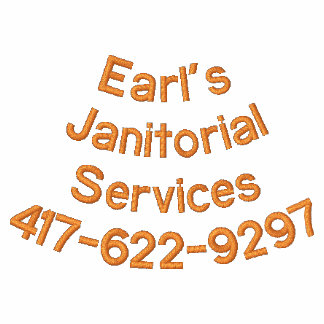 Earl's Janitorial Services Embroidered Polo Shirt