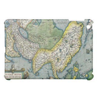 Early 16th Century Map of Asia iPad Mini Covers