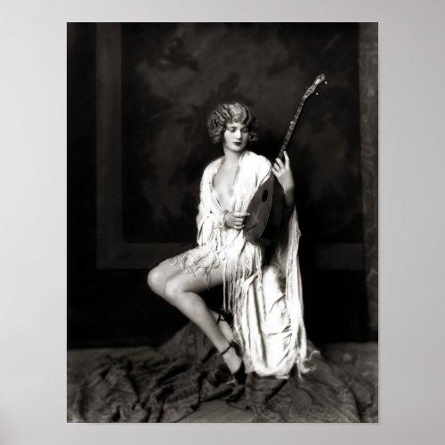 Early 1900s French postcard zazzle_print
