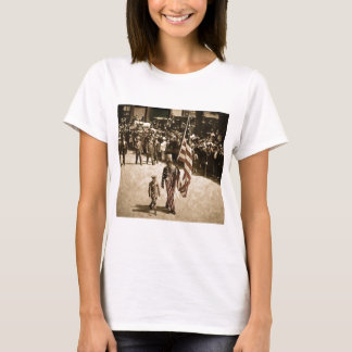Early 1900s Uncle Sam Fourth of July T-Shirt