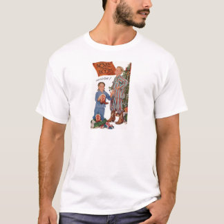 early 1950s cowboy boots for Christmas T-Shirt