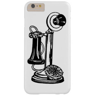 Early 20th Century telephone image. Barely There iPhone 6 Plus Case