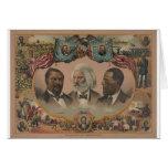 Early African American Heroes Greeting Card