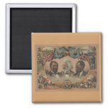 Early African American Heroes Magnet