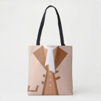 Early American Colonial Style Tote Bag
