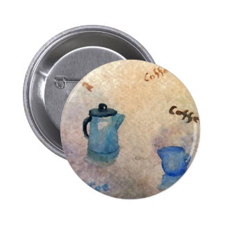 Early American Morning Coffee Home Comforts Button