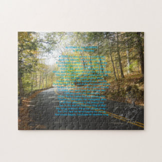 """Early American Poetry: """"An Hymn to the Morning"""" Jigsaw Puzzle"""