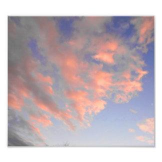 Early April Sky Photo Art