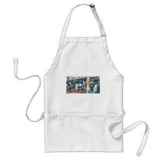 Early Aprons