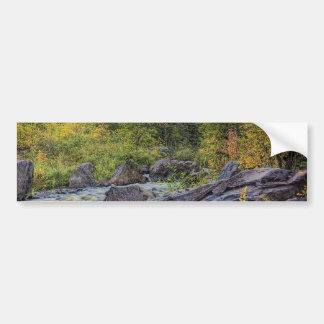 Early Autumn Bumper Sticker