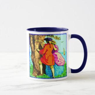 Early Banksy Mug