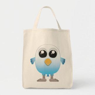Early bird bolsa tela para la compra