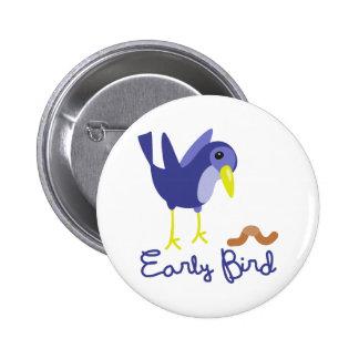 Early Bird Pin