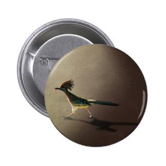Early Bird, button 2 Inch Round Button