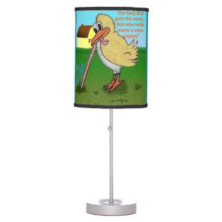Early Bird Desk Lamp