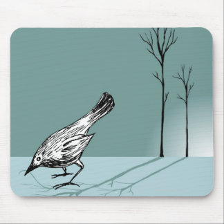 Early Bird Mouse Pad