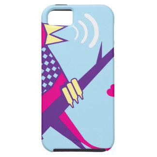 Early Bird singing iPhone SE/5/5s Case