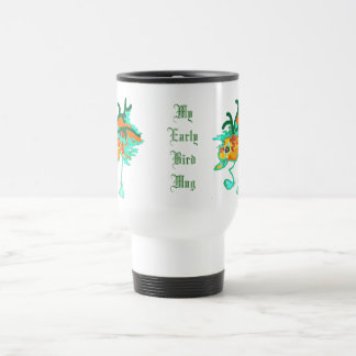 Early Bird Travel Mug