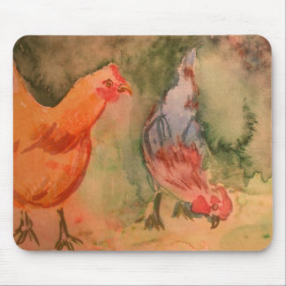 Early Birds Mouse Mat