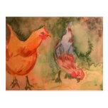 Early Birds Postcards
