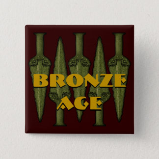 Early Bronze Age Daggers Pinback Button