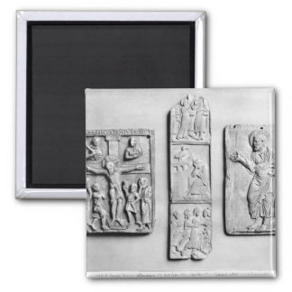 Early Christian ivories Magnet