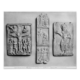 Early Christian ivories Poster