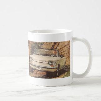 Early Corvair Convertible Coffee Mug