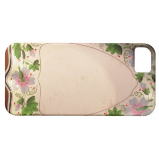 Early Cream-ware Dish 18thC iphone 5 iPhone SE/5/5s Case
