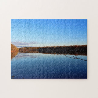 Early December Reflections Jigsaw Puzzle