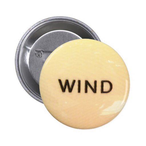 Early English pipe organ wind knob Pinback Button