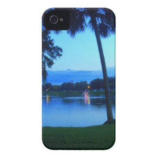 Early Evening at the Park iPhone 4 Case-Mate Case