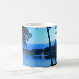 Early Evening at the Park Coffee Mugs