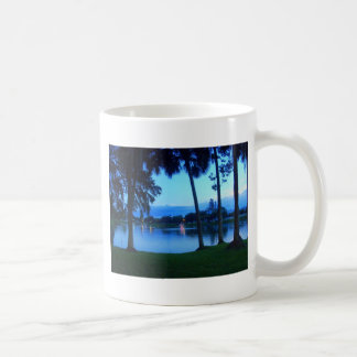 Early Evening at the Park Coffee Mug