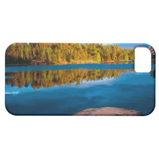 Early Evening reflections in the boundry waters iPhone 5 Covers