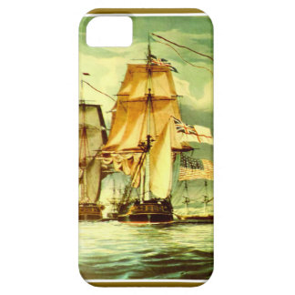 Early Historical Clipper Ships Vintage Photo iPhone 5 Case