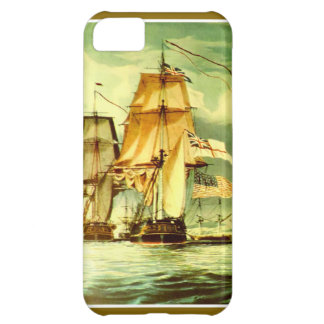 Early Historical Clipper Ships Vintage Photo Case For iPhone 5C