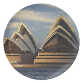 Early Light on Sydney Opera House, Sydney, New Dinner Plate