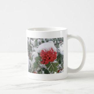 Early Montana Winter Coffee Mug