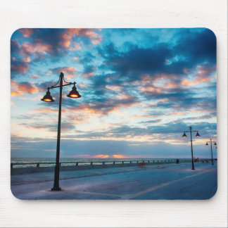 Early Morning along Atlantic Ocean and the Key Mouse Pad